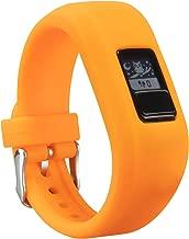 LONGCHAIN Compatible for Garmin Vivofit Jr 2 Bands, Garmin Jr Replacement Bands, Small Garmin Vivofit 3 Bands Replacement, Designed as Garmin Vivofit Jr Replacement Band, 7 Available Band Colors