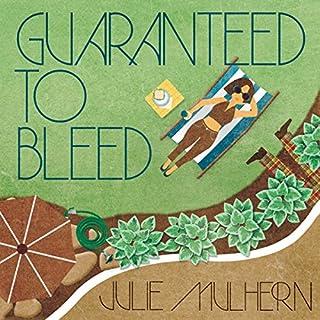 Guaranteed to Bleed audiobook cover art