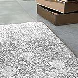 Abyss & Habidecor.- Alfombra de baño Liberty 70x120 cm Color 900 Platinum