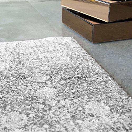 Abyss & Habidecor.- Badematte Liberty 60x100 cm, 900 Platinum