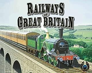 Railways of Great Britain (2017 Edition)