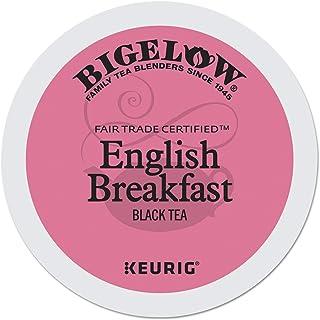 Bigelow English Breakfast Tea K-Cup for Keurig Brewers, 96 Count