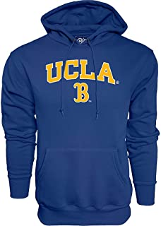 The Blue Brand NCAA Mens Crewneck Sweatshirt Team Color Football