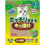 ペティオ (Petio) ガッチリ固まる木の猫砂 7L×6個 (ケース販売)