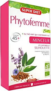 Super Diet Phytofemme Organic Slimming Green Tea 20 Phials