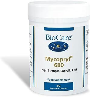 Biocare Mycopryl 680 (high strength caprylic acid). 90 vegi tapasules