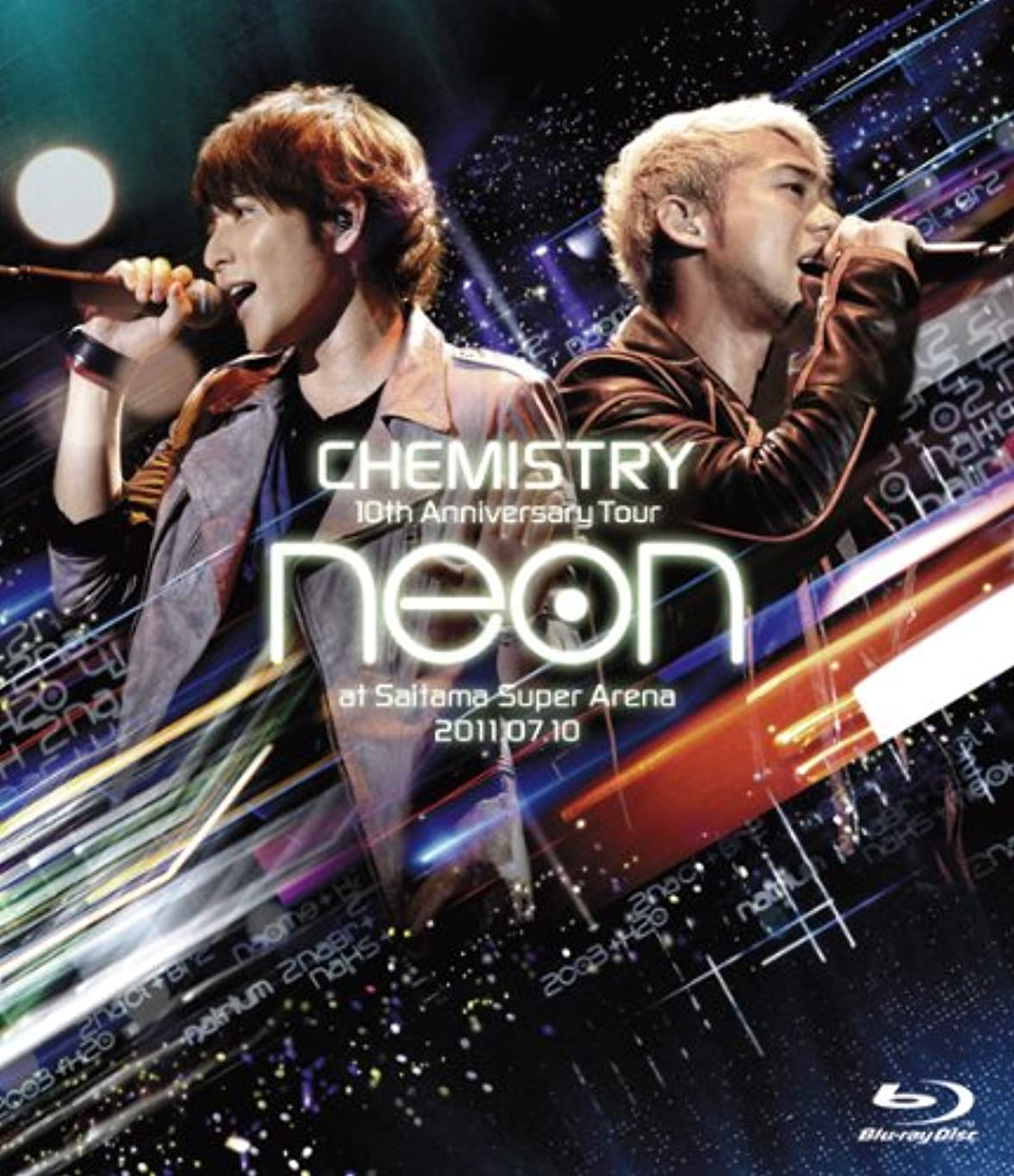 極地メリー振り子10th Anniversary Tour -neon- at さいたまスーパーアリーナ 2011.07.10 [Blu-ray]