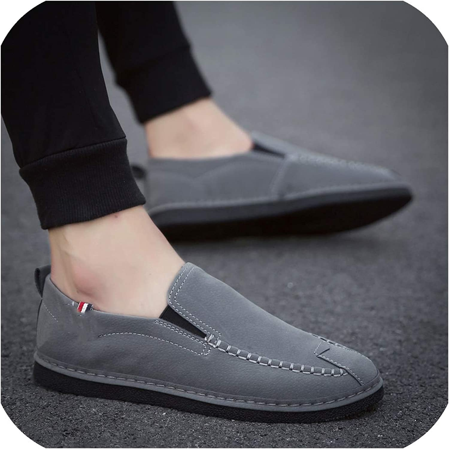 Men's Casual Peas shoes of The Tide shoes shoes Lazy Social Men's shoes
