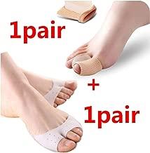 Foot Straightener Bone Thumb Toes Separators Brace Orthosis Hallux Bunion Corrector Pedicure Foot Tools,2pair Type 9