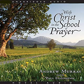 With Christ in the School of Prayer  cover art
