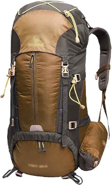 mochilas montaña Hombre / Mujer Al aire libre 50L Escalada ...