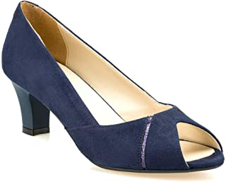 315192.Z Lacivert Kadın Gova Ayakkabı