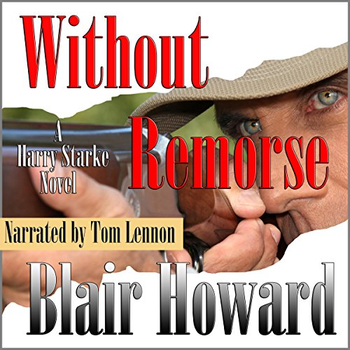 Without Remorse audiobook cover art