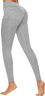 Yoga Tights for Women Soft Yoga Tights Naked Feeling Active Leggings