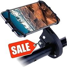 DAREXS Bike Phone Mount,Bicycle Motorcycle Phone Holder,Universal Adjustable 360° Rotation for iPhone 7plus/7/X/8plus/8, Samsung Galaxy S8 Plus/s7/s6/note7, Nexus, Nokia, LG