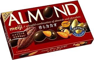 明治 アーモンドチョコレート香るカカオ 84g ×10箱