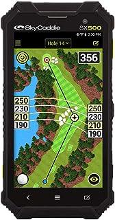 SkyCaddie SX500, Handheld Golf GPS, Black photo