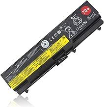 New 10.8V 57Wh 70+ Laptop Battery for Lenovo ThinkPad T430 T420 T410 T510 T520 T530 T430i T420i T410i L412 L420 L430 L512 L520 L530 W510 W520 W530, P/N 0A36303 0A36302 45N1001 45N1011 45N1005 6 Cells