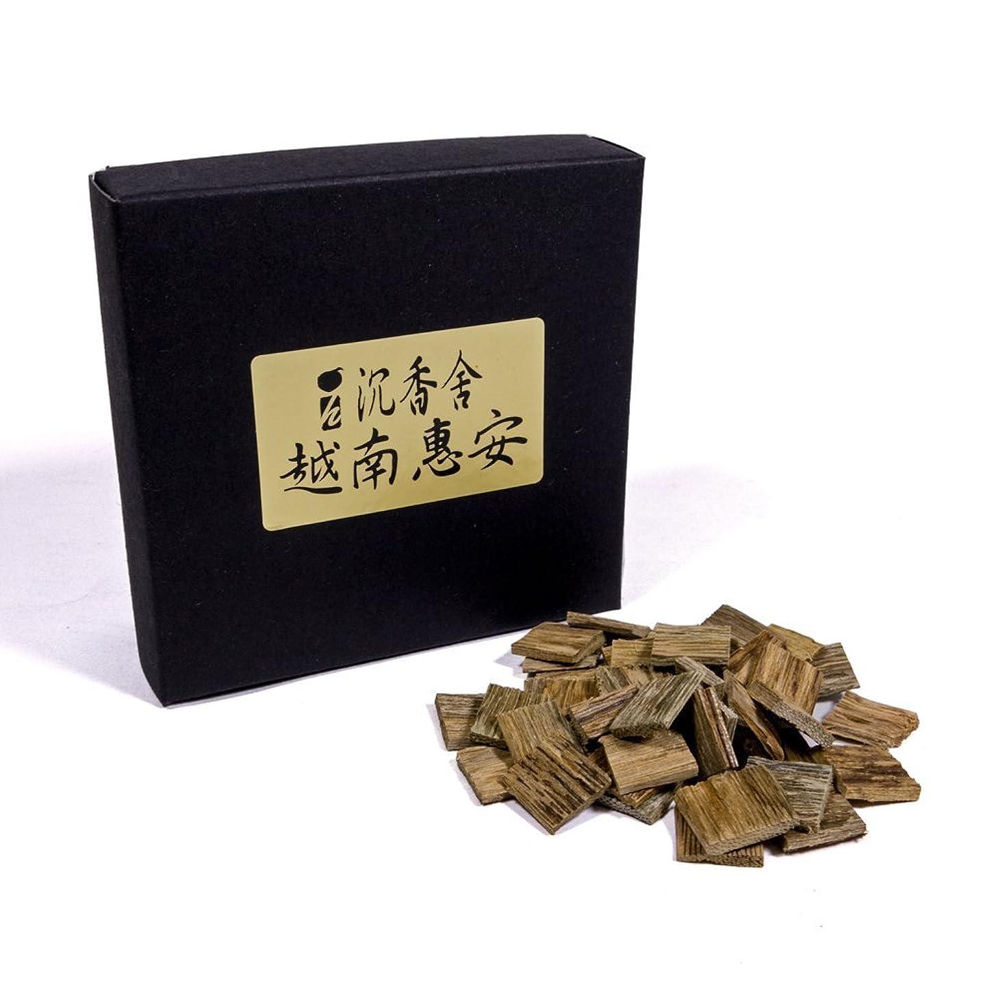 ベリ潜在的なエミュレーション越南惠安 沈香角割刻み ベトナム産 沈香 5g お香 お焼香 焼香 天然沈香香木刻み こづつ用