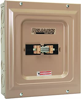 Reliance Controls TCA0606D Panel/Link Transfer Panel (60A/60A)