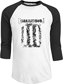 JerseyBaseball Men Absorbent Clothing with Paramore