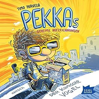 Der komische Vogel     Pekkas geheime Aufzeichnungen 1              Autor:                                                                                                                                 Timo Parvela                               Sprecher:                                                                                                                                 Robert Missler                      Spieldauer: 1 Std. und 18 Min.     49 Bewertungen     Gesamt 4,6