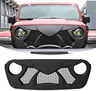 Best wrangler jl grill and winch guard hoop Reviews