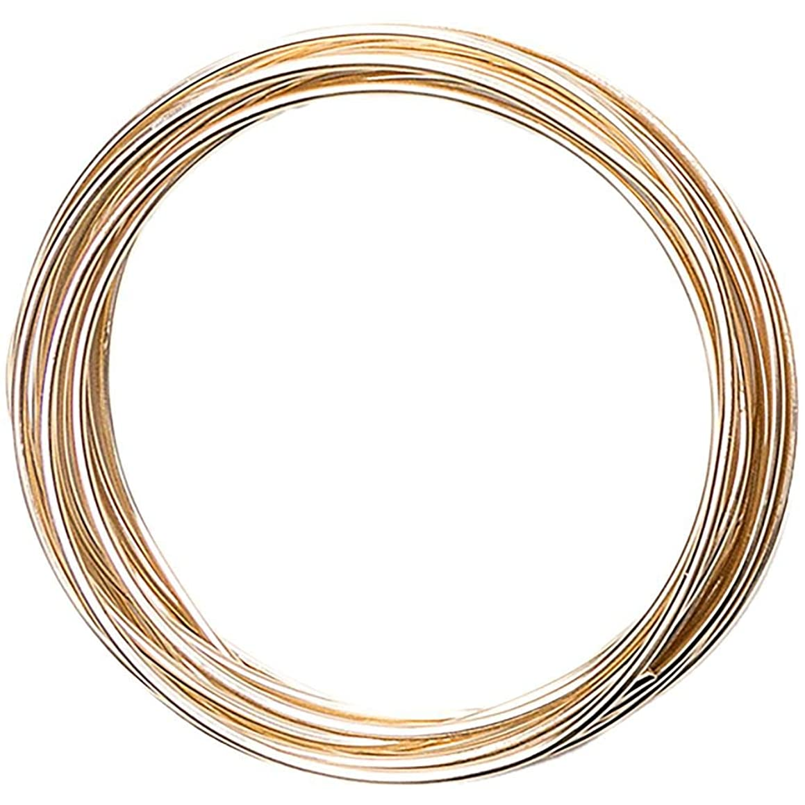 We R Memory Keepers 662912 Wire Accessory, Gold