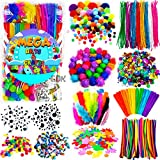 GoodyKing Arts and Crafts Supplies for Kids - Craft Art Supply Kit for Toddlers Age 4 5 6 7 8 9 - All in One...
