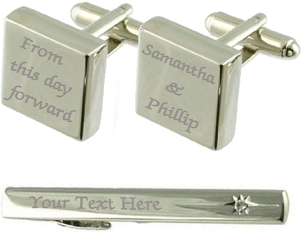 Select Gifts from This Day Forward Cufflinks Popular shop is the lowest price At the price challenge Clip Tie B Engraved