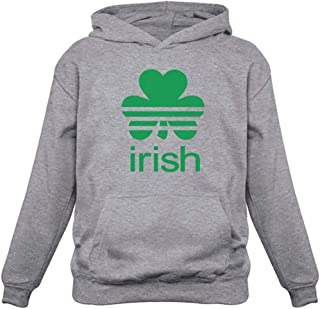 Tstars - St. Patrick's Day Shamrock Clover - Irish Women Hoodie