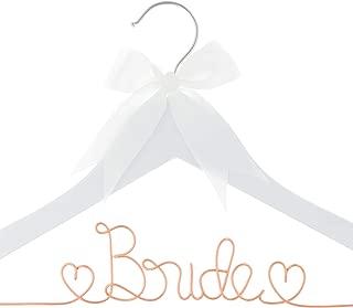 bride wire hanger