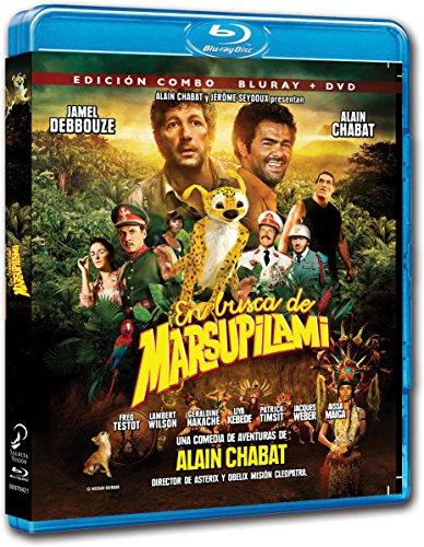 En Busca De Marsupilami - Cb [Blu-ray]