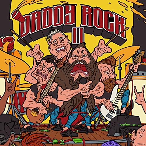 Rock Daddy Unisex Strickm/ütze Winterm/ütze Verschiedene Motive