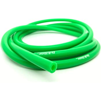 4.5 Meter 15 Feet per reel ID 0.12 Yellow OD 0.31 Autobahn88 High Performance Silicone Vacuum Hose 3mm 8mm