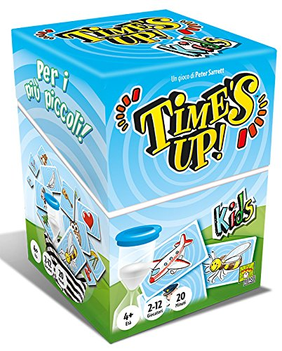 Asmodee - Jeu Times Up Kids - Edition Italienne - 8214