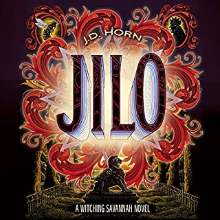 Jilo     Witching Savannah, Book 4              By:                                                                                                                                 J. D. Horn                               Narrated by:                                                                                                                                 Mia Ellis                      Length: 12 hrs and 42 mins     558 ratings     Overall 4.4