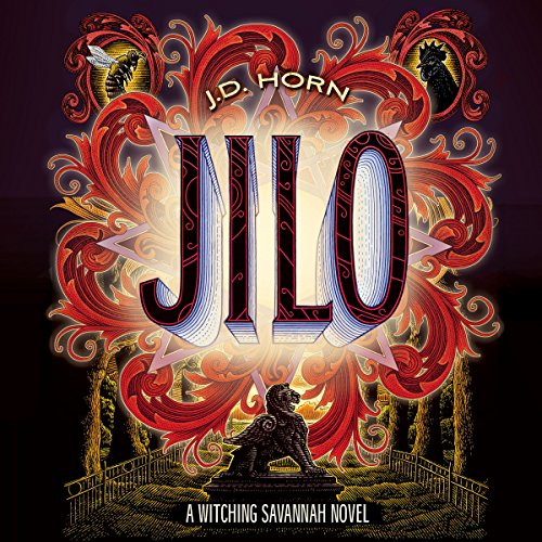 Jilo audiobook cover art