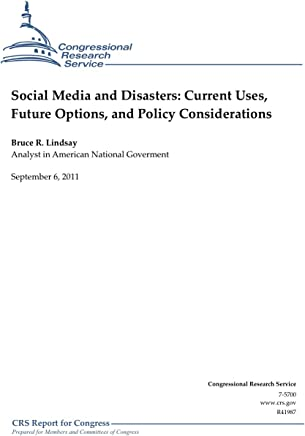 social media during disasters