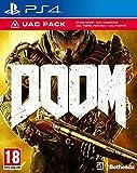 Doom Uac Fr Ps4 [Importación francesa]