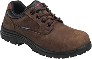 Avenger Comp Toe Waterproof EH Slip Resistant Oxford Shoe