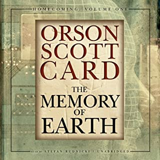 The Memory of Earth cover art