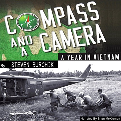Compass and a Camera audiobook cover art