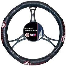 Northwest NOR-1COL605000018WMT Alabama Crimson Tide NCAA Steering Wheel Cover