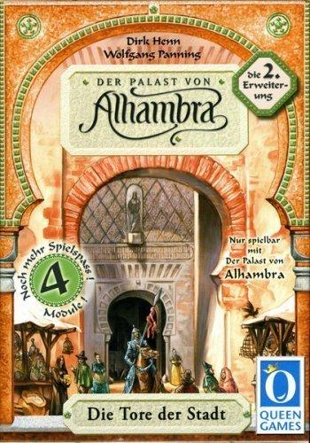 Asmodee–Strategiespiel–Alhambra