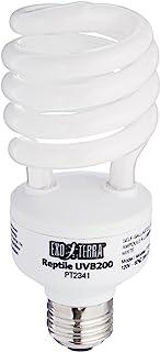 Exo Terra UVB 200 Intense Compact Fluorescent Lamp, 25-watt