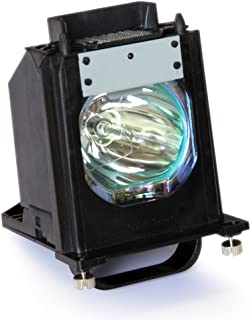 BORYLI 915p061010 Replacement Lamp with Housing for Mitsubishi TV DLP TV Bulb