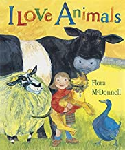 I Love Animals Big Book (Candlewick Press Big Book)