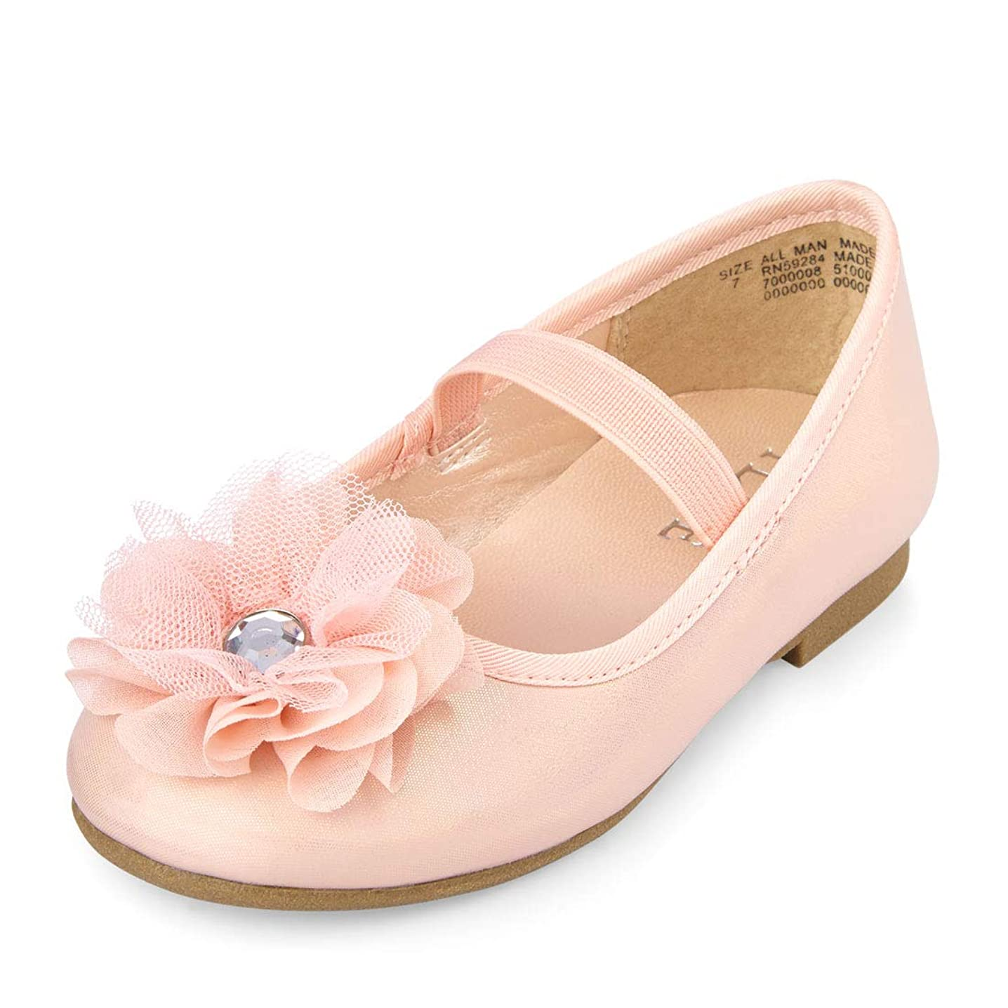The Children's Place Kids' Strap Ballet Flat