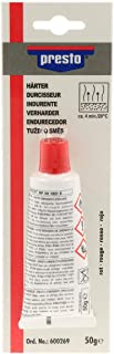presto 600269 Härter für Polyesterspachtel geblistert, 50 g, Rot